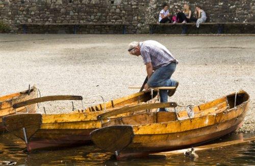 Derwentwater boat repairs