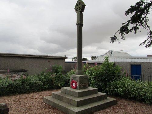 Balgonie War Memorial