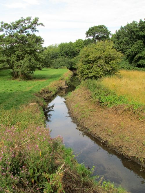 The River Pinn, ruislip