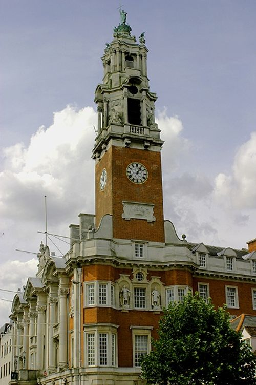 Town Hall Colchester