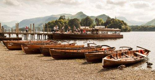Keswick rowing boats again!!