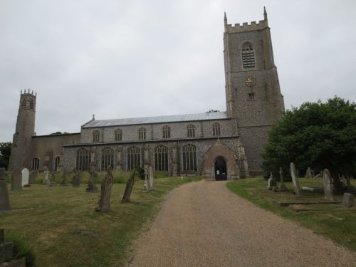 Blakeney Church