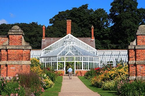 Victorian Greenhouse at Clumber Pak
