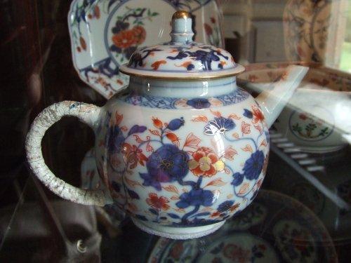 Belton's porcelain display