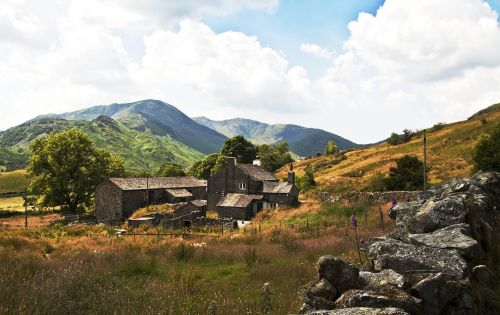 Dale End Farm Little Langdale