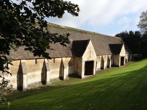 The Ancient Tithe Barn