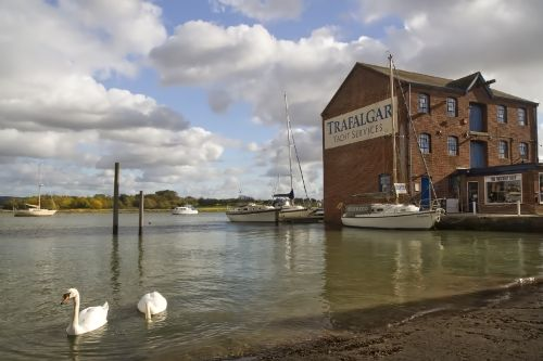 Lower Quay, Fareham