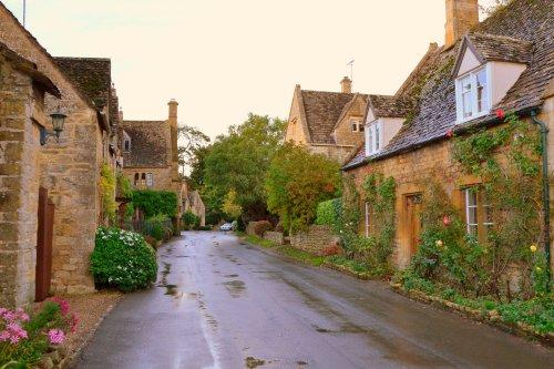 Stanton village