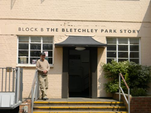 Block B the Bletchley Park story