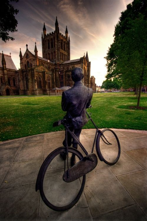 Hereford Cathedral - Elgar