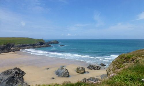 West Pentire, Polly Joke