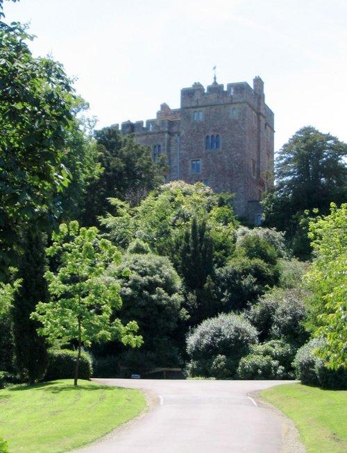 Dunster Castle - June 2003