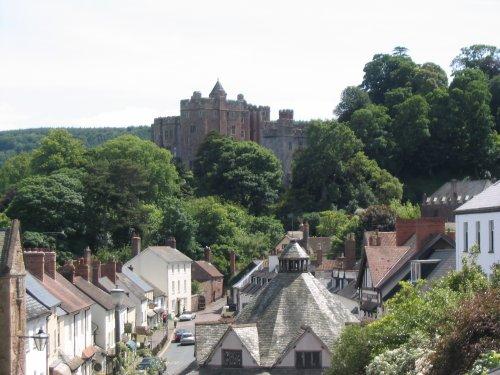 Dunster - Village & Castle (1) - June 2003