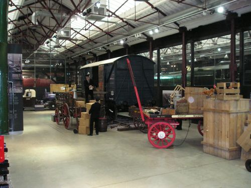 Swindon Museum of Steam