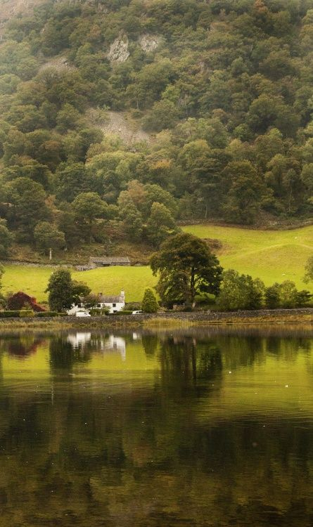 Rydal Water and NabScar