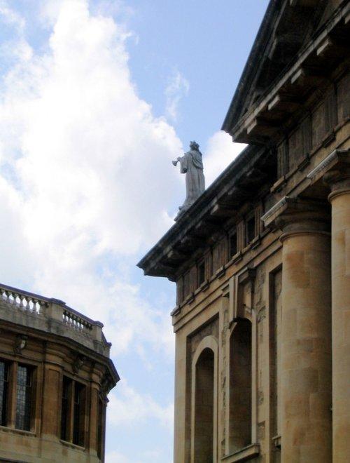 Oxford - Architecture & Sculpture - June 2003