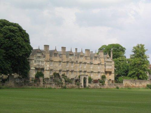 Oxford - Prep School for Boys - June 2003