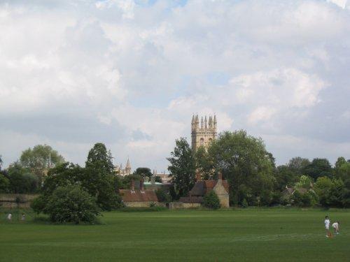 Oxford - Prep School Green - June 2003