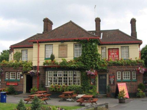 Oxford Pub - The Duke of York - June 2003