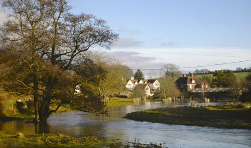 The Village of Eynsford