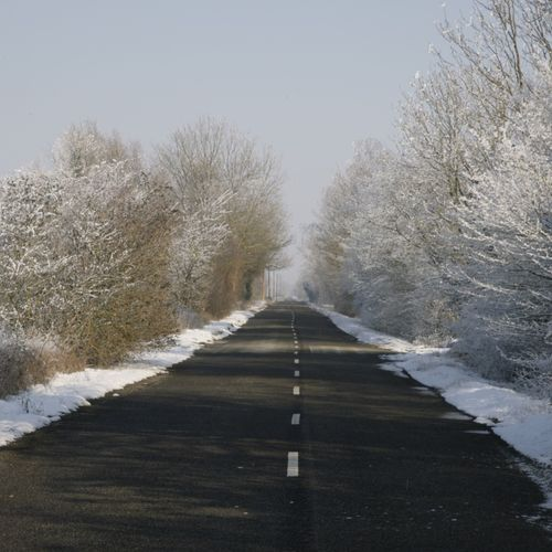 Frozen 'B' Road