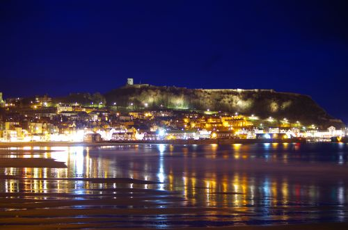 Scarborough, Castle view