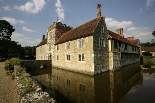 NT Jewel - Ightham Mote
