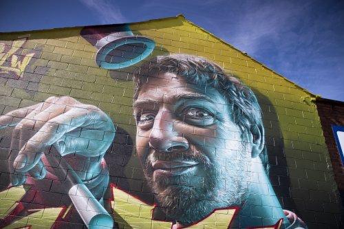Street art, Blackpool