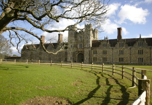 The Knole NT on the Weald