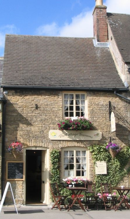 Cottage Tearooms in Bourton on the Water