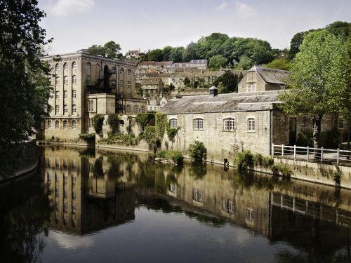 Bradford on Avon, Wiltshire