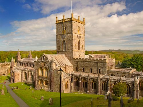 St David's Cathedral, Pembrokeshire