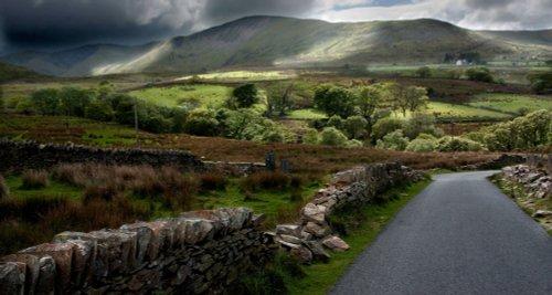 Road to Llanberis