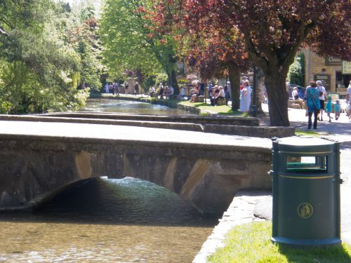 River Windrush, Bourton on the Water
