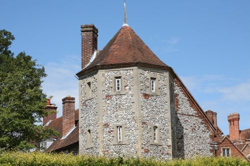 Greys Court, South-West Tower