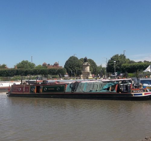 River Avon Barge