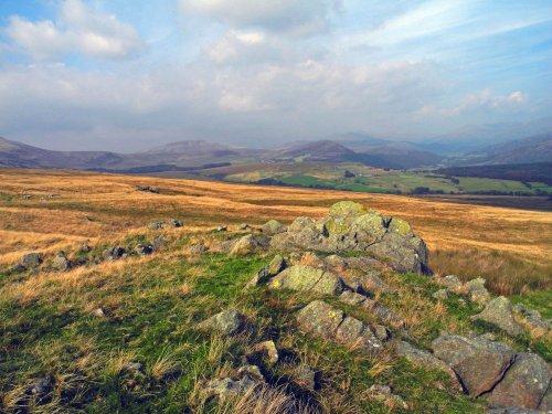 Cumbrian Moor View