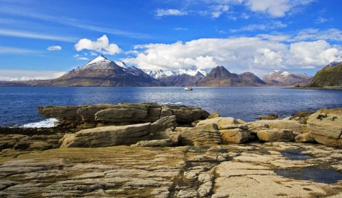 Elgol, Isle Of Skye,Scotland.