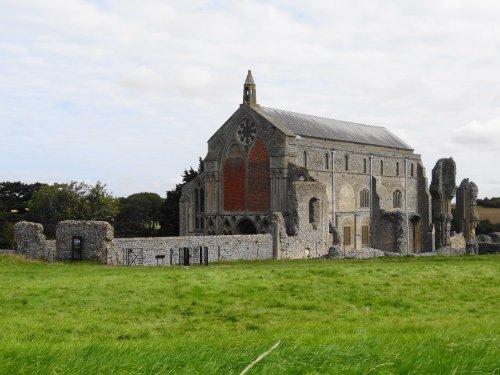 Binham Priory, Binham, Norfolk