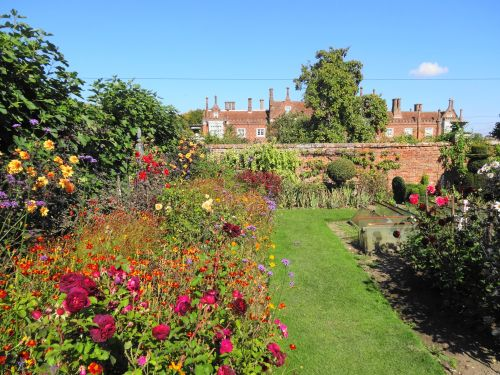 Helmingham Hall & Gardens, Helmingham, Suffolk