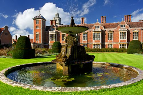 Blickling Hall, Norfolk