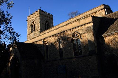 St. Giles' Church, Oxford