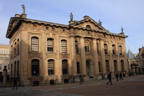 The Clarendon Building, Oxford
