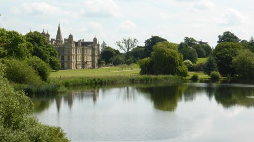 Burghley House, Stamford