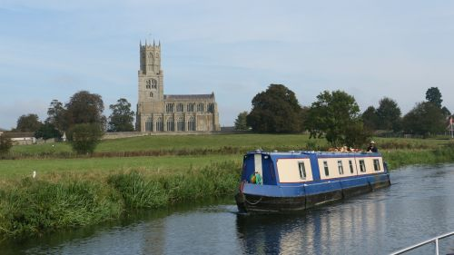 St Mary and All Saints, Fotheringhay