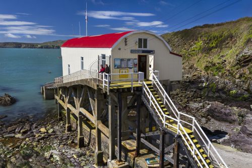 St David's, Pembrokeshire - Lifeboat Station