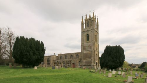 St Peter's, Lowick
