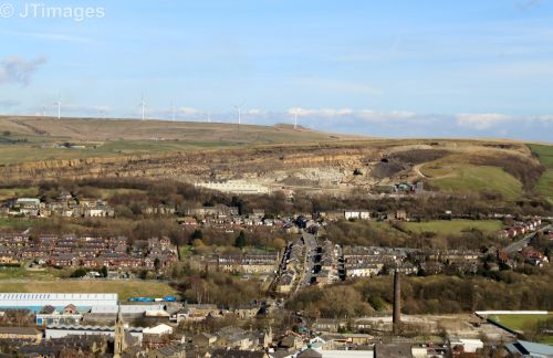 Ramsbottom valley town