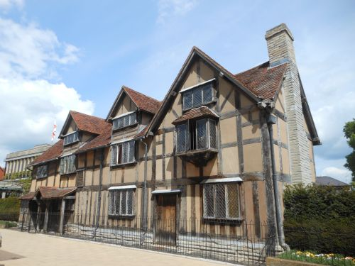 Shakespeare's Birthplace, Stratford-upon-Avon, Warwickshire