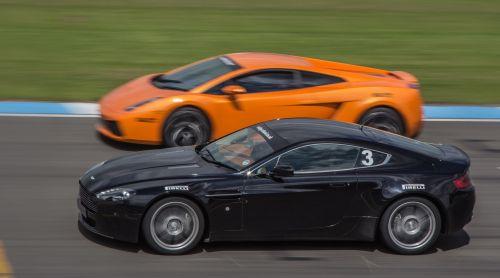 Donnington experience day out